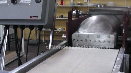Comercio: Mobiliario y máquinas: Vendo maquina hacer churros