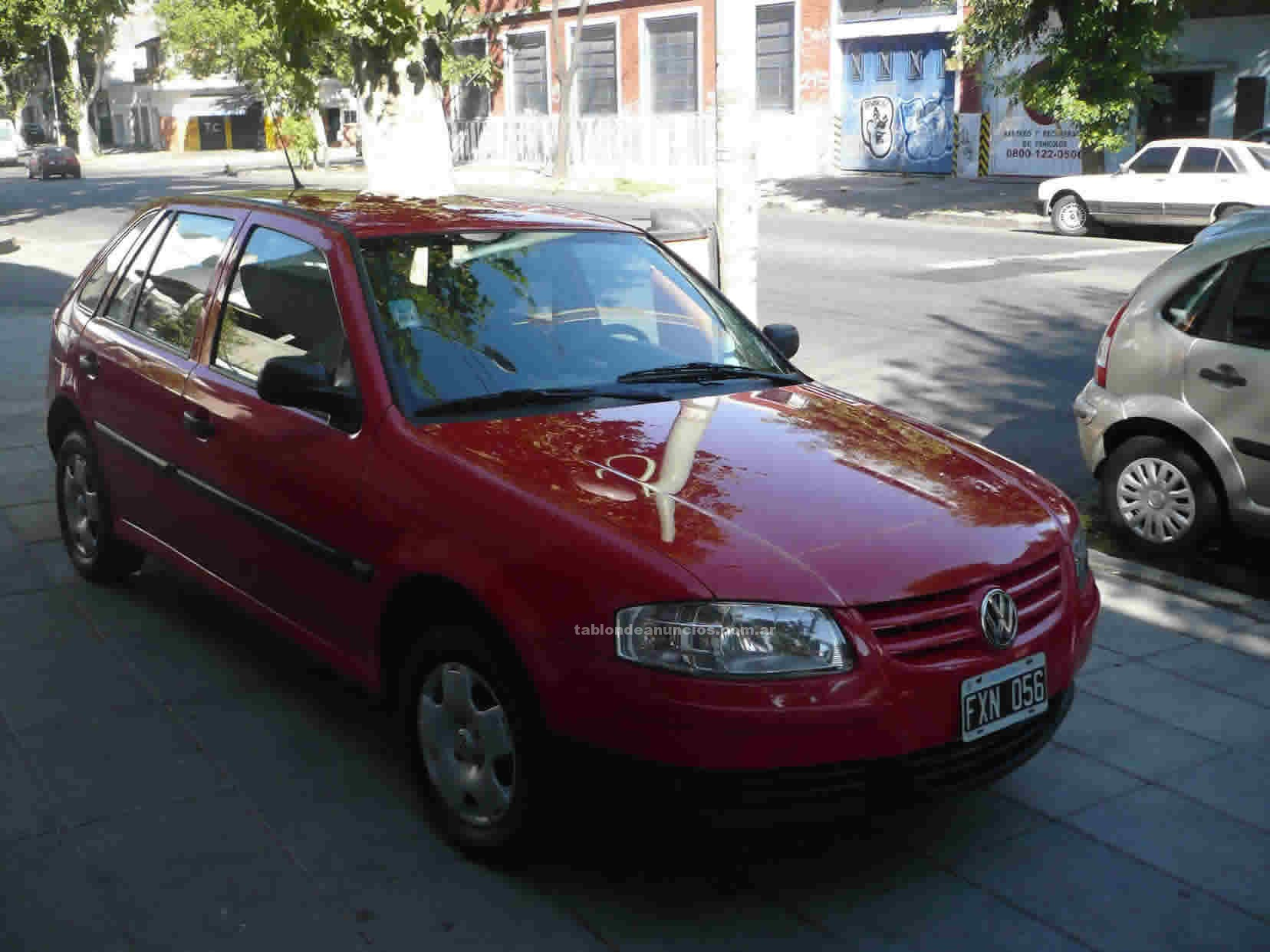 Automoviles: Vendo gol 2006 5 puertas gnc unico dueño