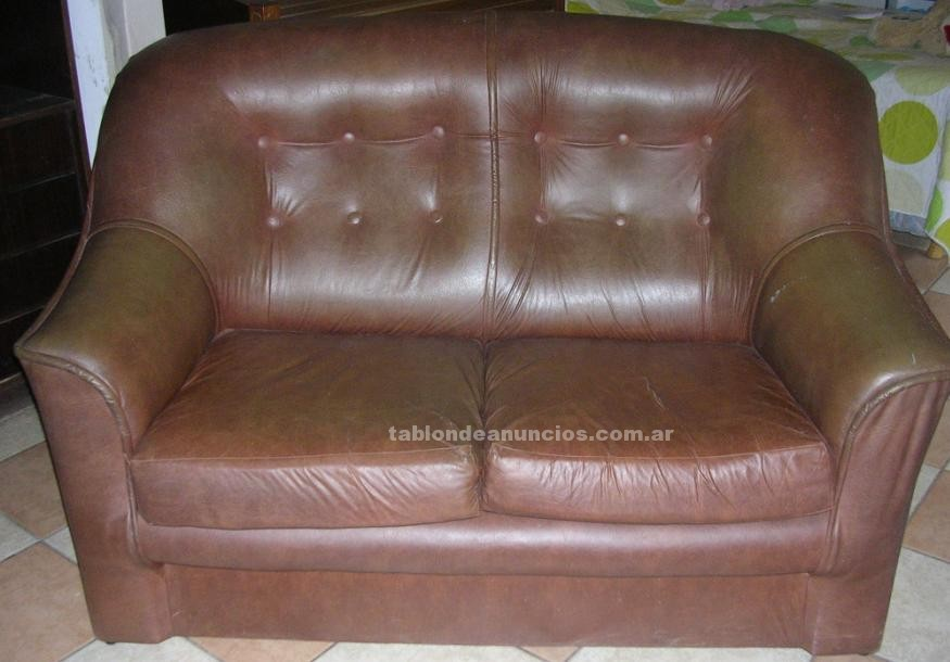 Muebles/Decoración: Juego de sillones usados