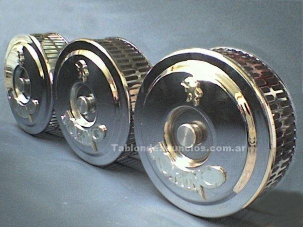 Autopartes: Filtros para carburadores weber - torinos cupe 380w y gs