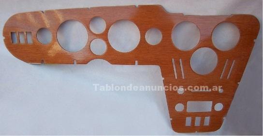 Autopartes: Restauracion de tableros - torinos cupe y sedan años 66 a 78