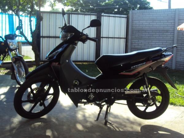 Motocicletas: Vendo moto marca brava 125 cc full modelo 2010 $4000