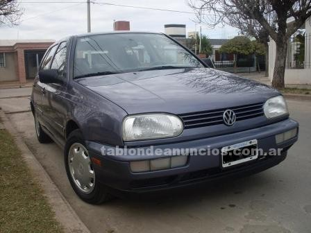 Automoviles: Vw golf 1.8 mi nafta