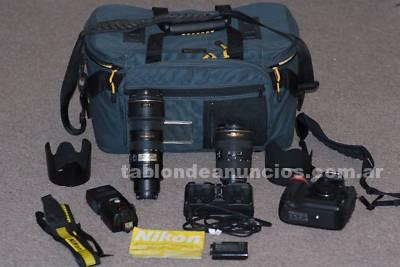 Fotograf./video/cine: Nikon d700 12mp dslr cámara
