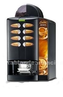 Otros: Expendedoras de cafe