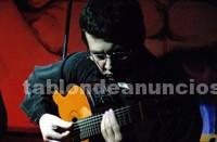Clases particulares: Clases de guitarra