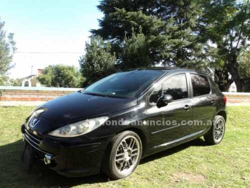 Automoviles: Peugeot 307 xs hdi premium cuero full full