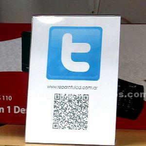 Complementos y accesorios: Qr personalizado para redes sociales