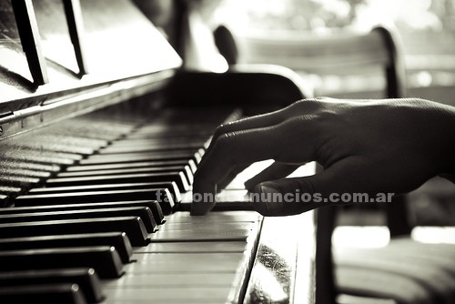 Formacion/cursos: Clases particulares de piano y teoría de la música a domicilio