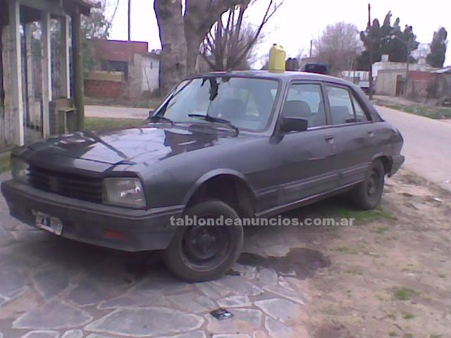Automoviles: Peugeot 504