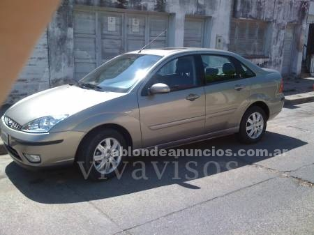 Automoviles: Ford focus ghia