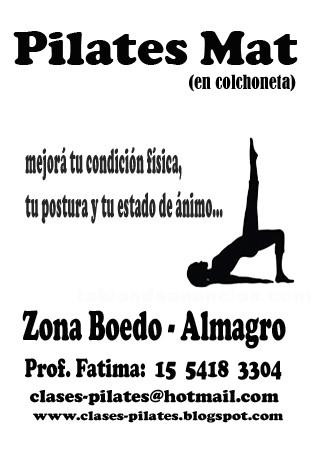 Gym Fitness: Clases de pilates zona boedo-almagro