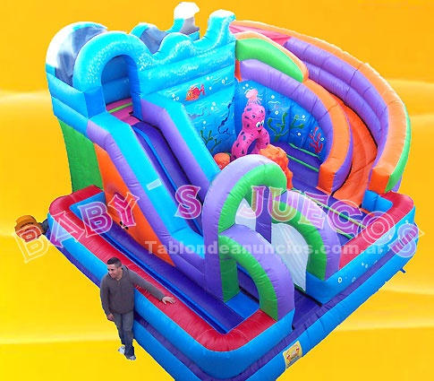 Otros: Juegos inflables-fabrica de juegos inflables en buenos aires