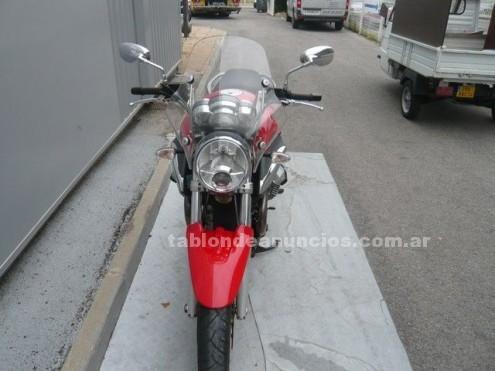 Motocicletas: Oportunidad moto guzzi breva 850 ie