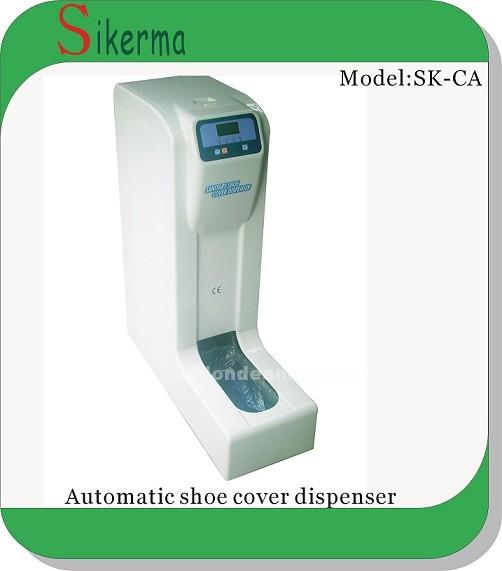 Maquinaria y Herramientas: Dispensador de calzas automatico; máquinas pulidoras de zapatos