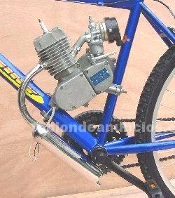 Ciclismo: Motores para bicicletas