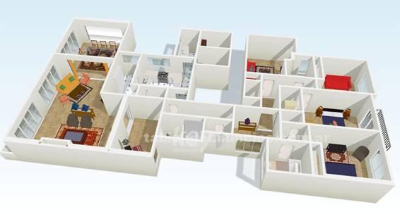 Alquiler departamentos: Alquiler departamento en piso de categoría amoblado en recoleta buenos aires