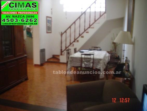 Compra venta de Casas: Ph 3 amb. Impecable en dos plantas reciclado a nuevo en pleno villa del parque