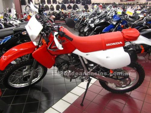 Motocicletas: Se vende honda xr 650 2012 0km.