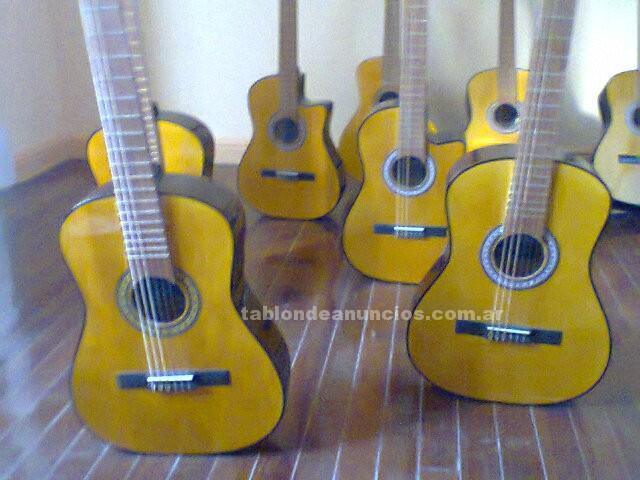 Instrumentos musicales/Músicos: Venta de guitarras criollas nuevas a estrenar.liquidacion total!!!