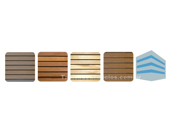 Varios: Grupo irigoyen decks de pvc