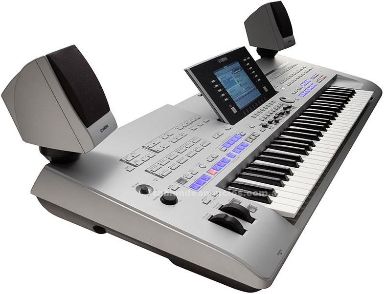 Instrumentos musicales/Músicos: Yamaha tyros 4