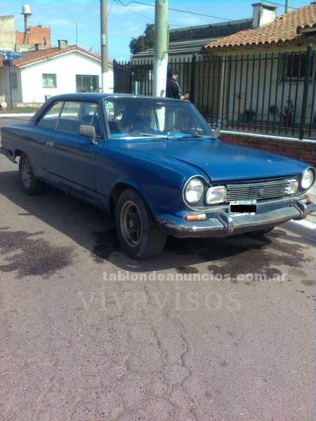 Otros Vehículos: Torino coupe ts