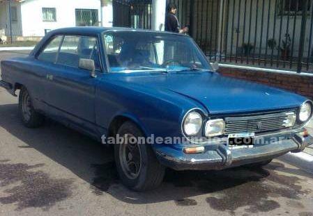 Automoviles: Coupe torino ts