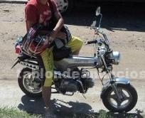 Motocicletas: Guerrero gt70 day