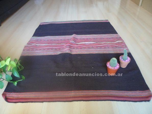 Muebles/Decoración: Aguayos antiguos de humahuaca