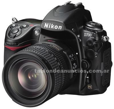 Fotograf./video/cine: Nikon d700 con af-s 24-120mm f/4g ed-if vr ii nikkor objetivo
