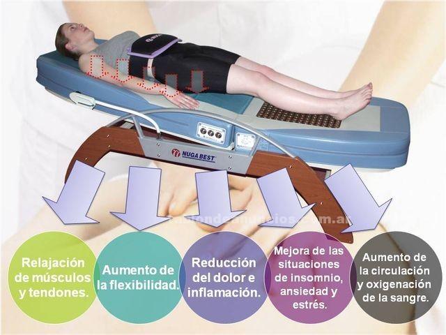 Salud/Belleza: Sesiones camillas nugabest