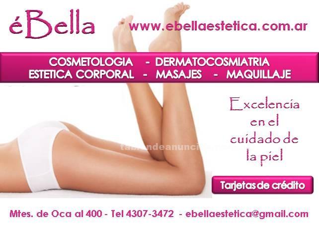 Tapiceros: Centro de estetica ebella, barracas