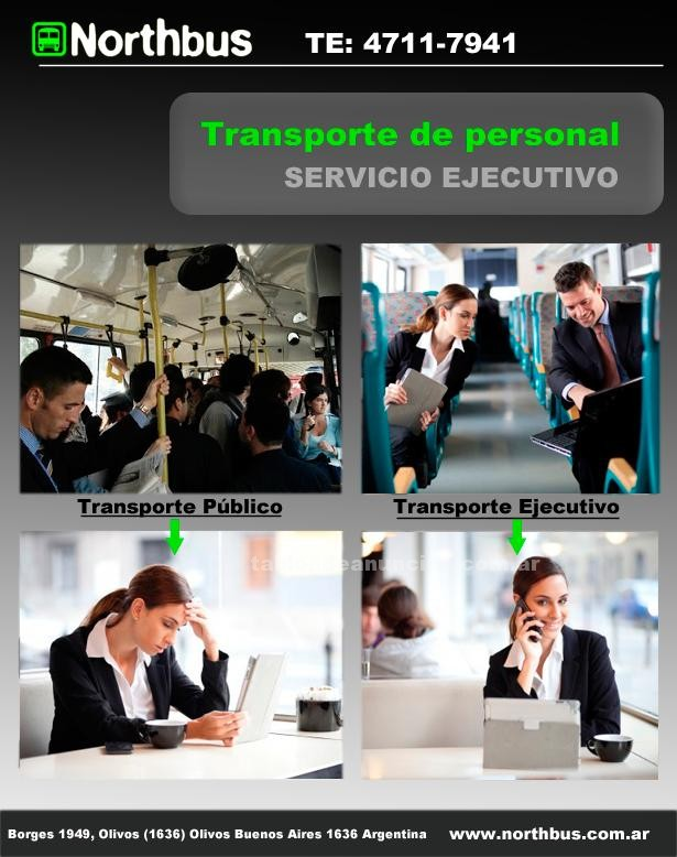 Transporte: Traslados para empresas