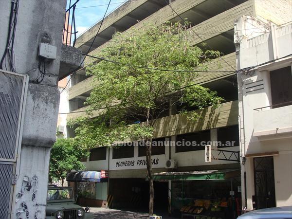 Parking en alquiler: Alquilo cochera zona centrica