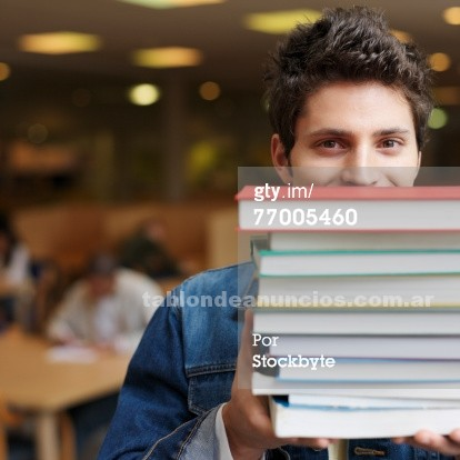 Clases particulares: Clases de apoyo para secundario - prepará tus previas!!!