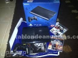 Video Consolas y Juegos: Sony ps3 slim 500gb  $200