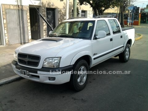 Camionetas: Chevrolet s10 dlx 2.8 4x2 electrónica abs full