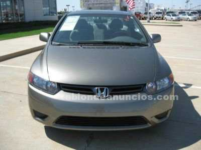 Automoviles: Dugari motors, vende: honda civic ex at. Seminuevo