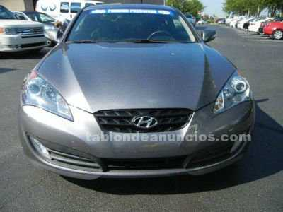 Automoviles: Hyundai genesis 2dr v6 modelo 2010