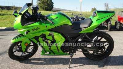 Motocicletas: Kawasaki ninja ex 250cc al mejor precio del mercado