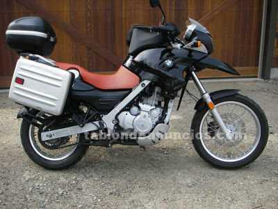 Motocicletas: Bmw 650 gs modelo 2005