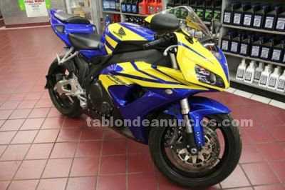Motocicletas: Honda cbr1000 rr modelo 2006 al mejor precio del mercado