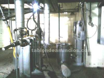 Maquinaria y Herramientas: Pasteurisador,equipofrio,evaporadores.torre.banco,caldera100mts,cisterna,tinasme