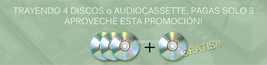 Musica (discos,cds..): Convierto tus discos de vinilo/pasta y audiocassettes a cd
