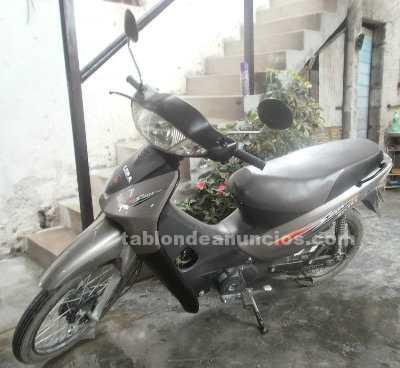 Motocicletas: Vendo gilera smash 110
