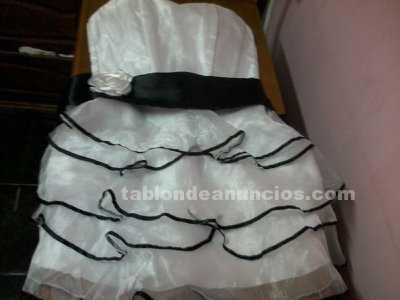 Ropa y complem.: Vendo hermoso y delicado vestido de fiesta nuevo muy buena calidad!!!!