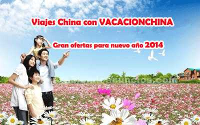 Viajes a otros paises: Viajes china personalizados con su especialista vacacionchina.com