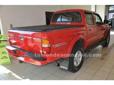 Camionetas: Vendo toyota tacoma mod. 2005