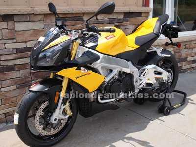 Motocicletas: Vendo apirila tuomo 0km